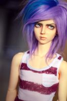 Pastel hair by cian1675
