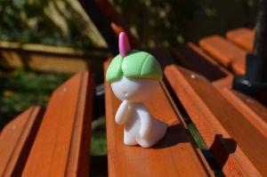 Ralts Clay Tutorial by CraftDragons
