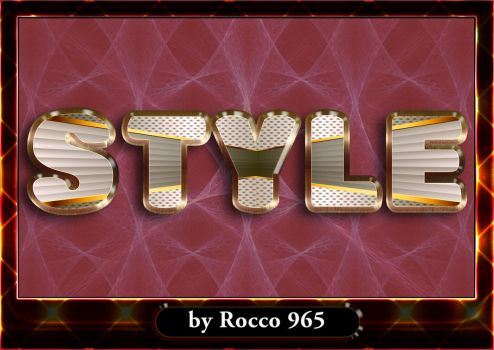 Styles 165 by Rocco 965 by Rocco965