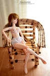 Doll Couch Project by musumedesu