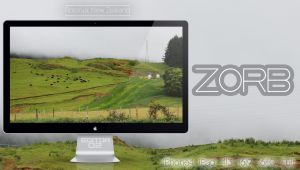 Zorb - Wallpaper by GavinAsh