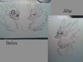 before and After? by Konsumer