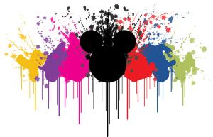Disney Paint by johnnygreek989