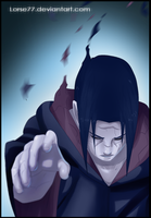 Goodbye, Sasuke by Lorse77
