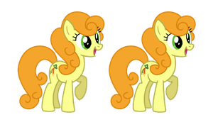 Golden Harvest Cutie Mark Guinea Pig by DrLonePony