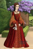 Jane Boleyn, Lady Rochford by eternalkikyofan