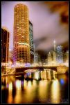 Marina City Chicago by delobbo