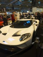 New Ford GT front 2/3 by Car-lover33