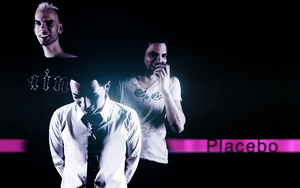 Placebo Wallpaper by Thvg