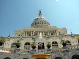 USA Capitol Building by hEyJude4