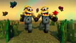 Dispicable Me 2 Minion Contest Entery by The-Joven-ART