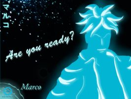 Are you ready? Marco version by GlowAshlight