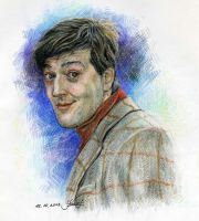 Stephen Fry by bulo4ka