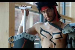 Jecht Cosplay 10 by Elffi