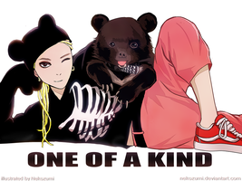 G-DRAGON - ONE OF A KIND by Nekozumi
