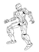 Iron Man by PlummyPress