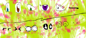 Eye Types by maxinethebean