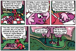 Rearing Impaired [post-episode strip] by FouDubulbe