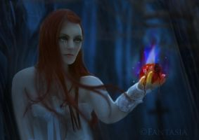 For the heart I once had by Fantasia-Art