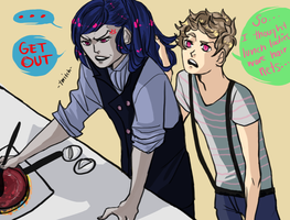 SR: Kitchen Questions by Star-cloud