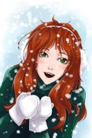 Winter Happiness by Engarda