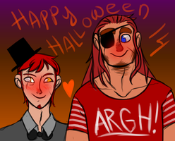 Frexy Halloween 14 by Welcoming-Meg