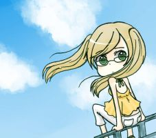 aph-the sky by barita120