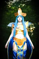 Goddess of Air - Avatar of Dwayna Cosplay by Mitternachto