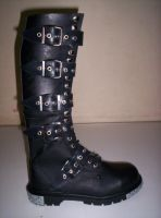 Pendragon Boots by VioletteChimaera