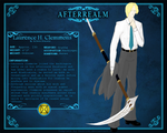 Afterrealm: Laurence Clemmons by Silence-Draconis