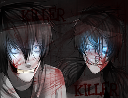 KILLER by DJ-BOmBE