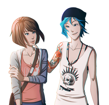 Life is Strange: Pricefield by Kiwa007