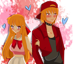 Yeah We're dating by NanakoBlaze