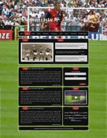Football team web by lewkaART