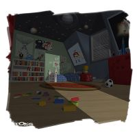 Cooper's Room by Toks-S