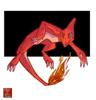 005 Charmeleon by Clairictures