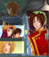 Genso Suikoden by silent-mooby