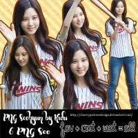 Pack 6 PNG Seohyun by ME by CherryPielovedesign
