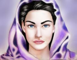 Arwen by Greenticky