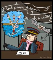 APH: California dreaming by fiori-party
