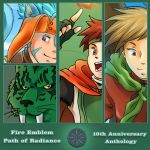 Fire Emblem Path of Radiance 10th Anniversary by SuperMisurino