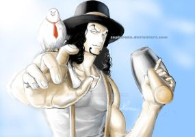 Rob Lucci - Galley-La. by Sephirona