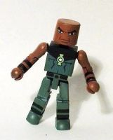 Justice Lords Green Lantern Custom Minimate by luke314pi