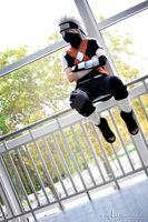 Waiting for my time   Young Kakashi II by The-Ly