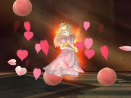 Peach's Love by PsychoticGex