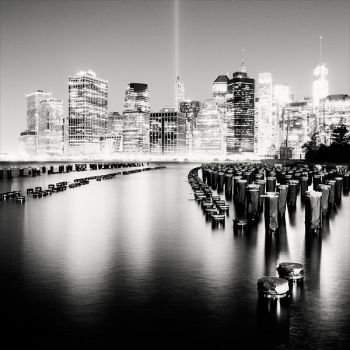 New York Brooklyn Piles by xMEGALOPOLISx