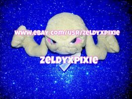 GEODUDE APPLAUSE PLUSH FOR SALE EBAY by shesxmagic