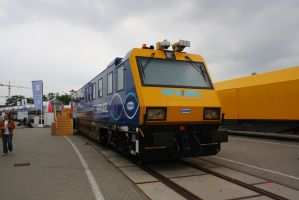 Innotrans '12 - Infrabel ETCS test train by ZCochrane