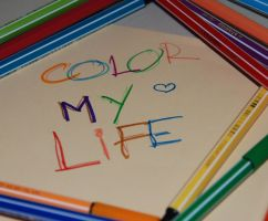 Color My Life by SaartjePancake