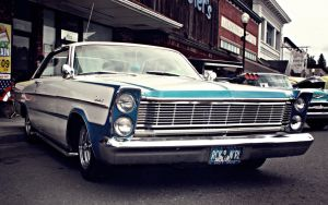 1965 Ford Galaxie by FrancesColt